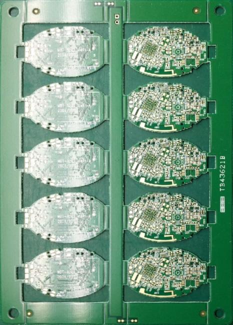 pcb印刷电路板 双面板